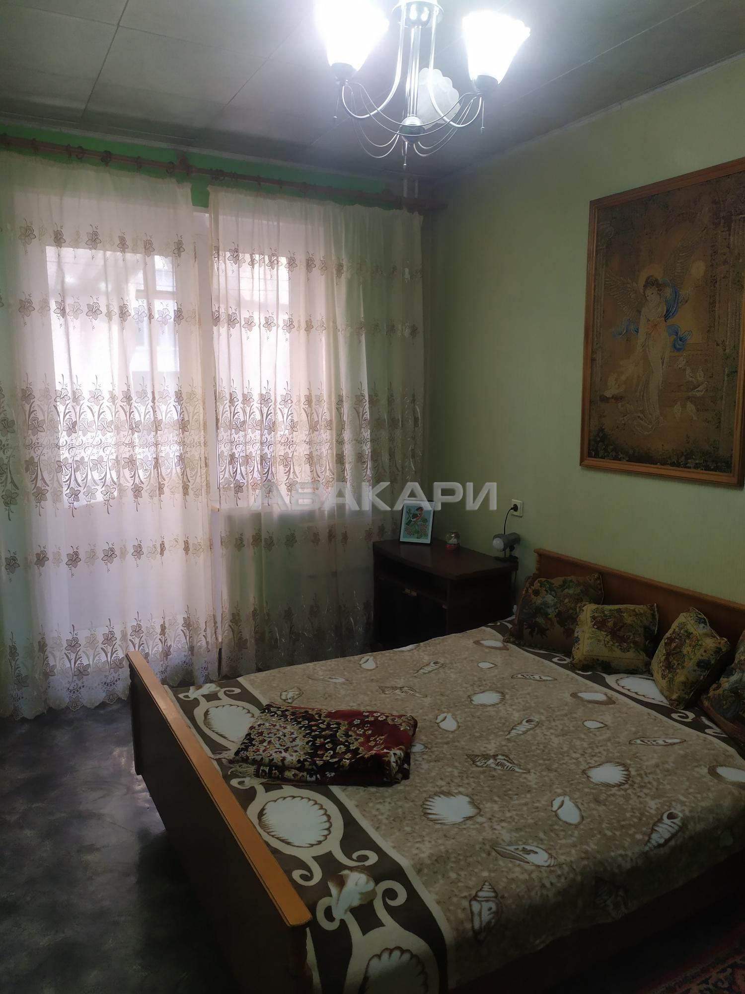 2к квартира улица 9-го Мая, 45А 3/10 - 54кв | 18000 | аренда в Красноярске фото 0