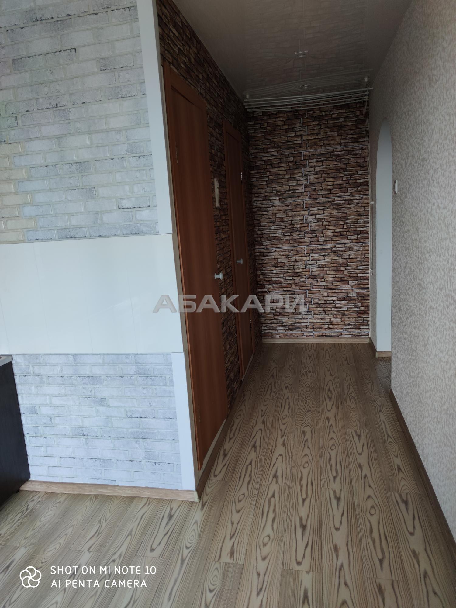 1к квартира улица Ястынская, 17А | 17500 | аренда в Красноярске фото 8
