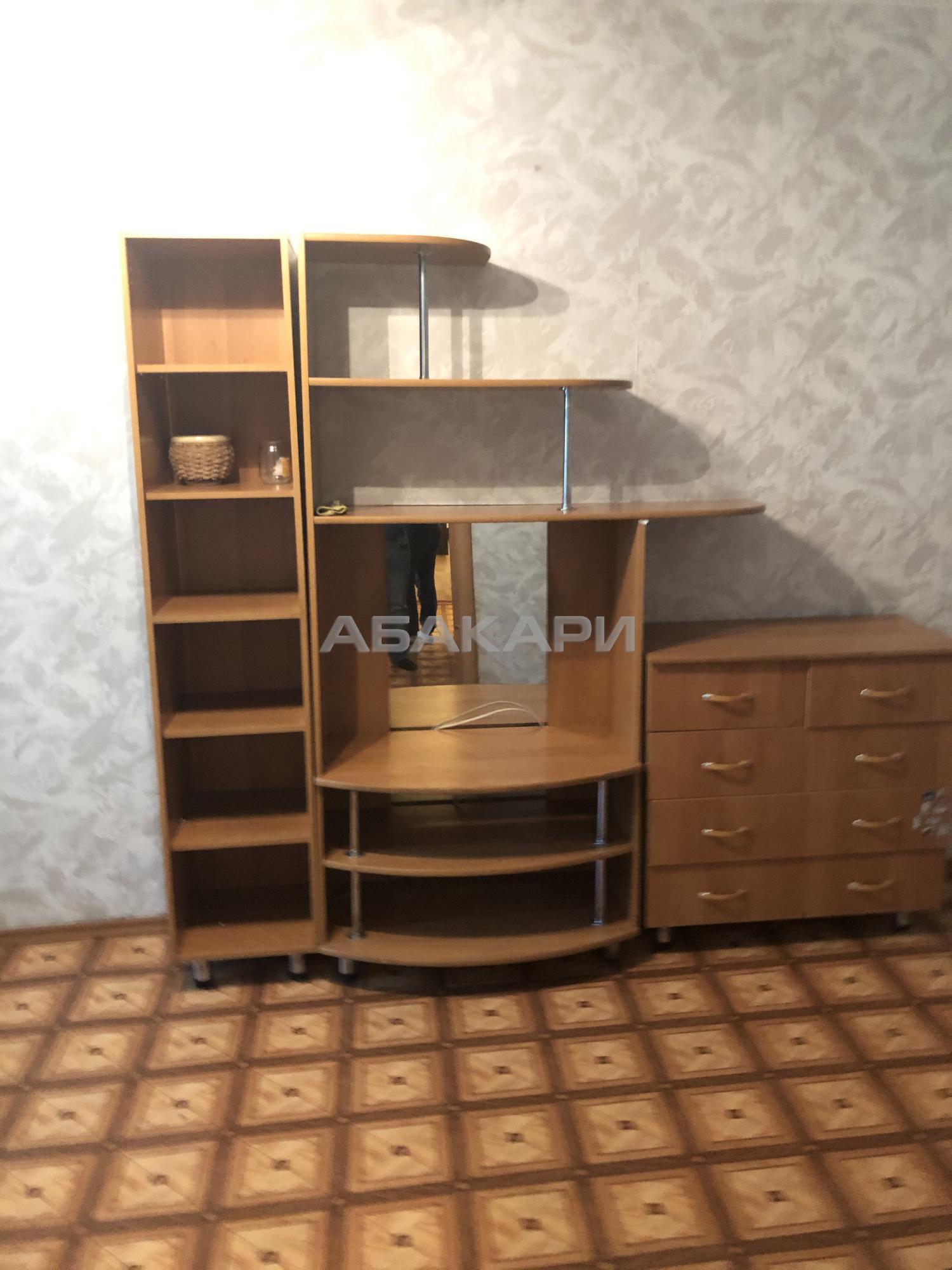 1к квартира улица Калинина | 12000 | аренда в Красноярске фото 1