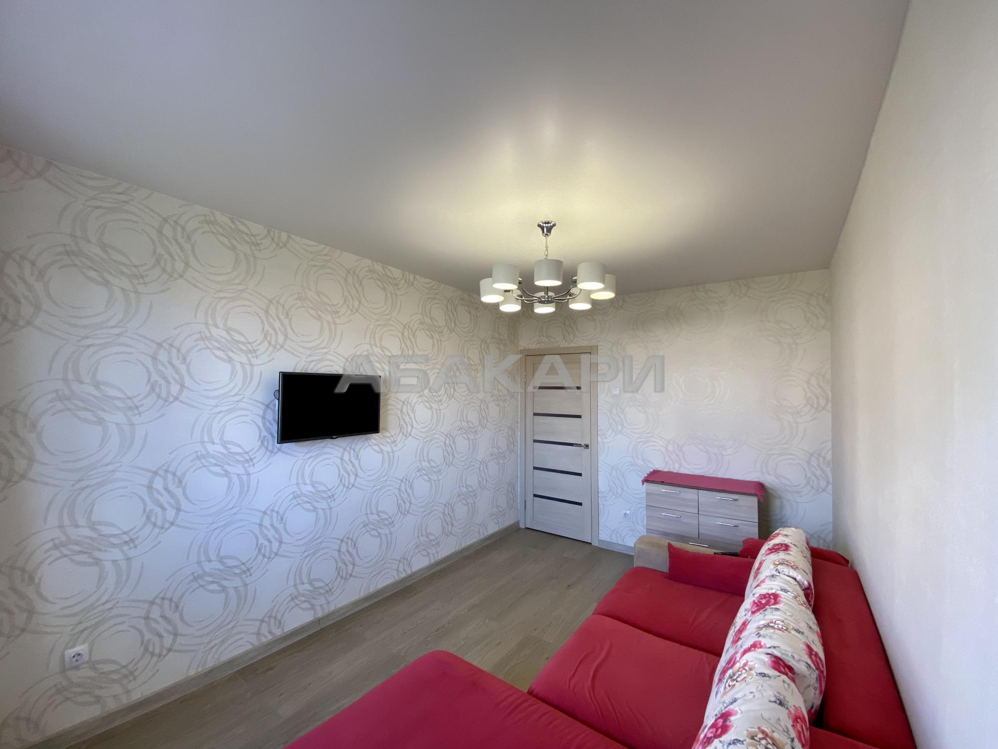 1к квартира улица Весны | 24000 | аренда в Красноярске фото 2