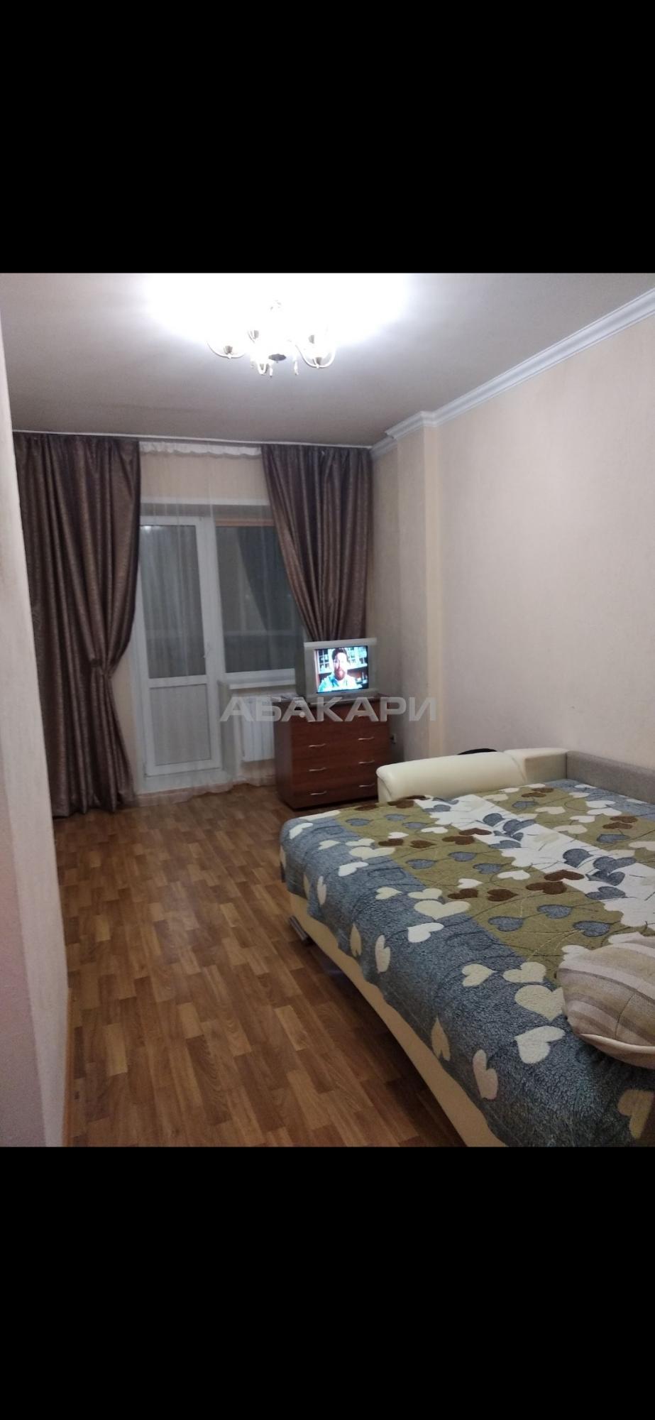 1к квартира 2-я Хабаровская улица, 7 2/17 - 42кв | 19000 | аренда в Красноярске фото 0