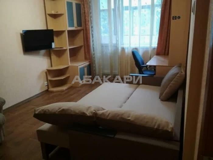 1к квартира улица Александра Матросова, 16   13000   аренда в Красноярске фото 0