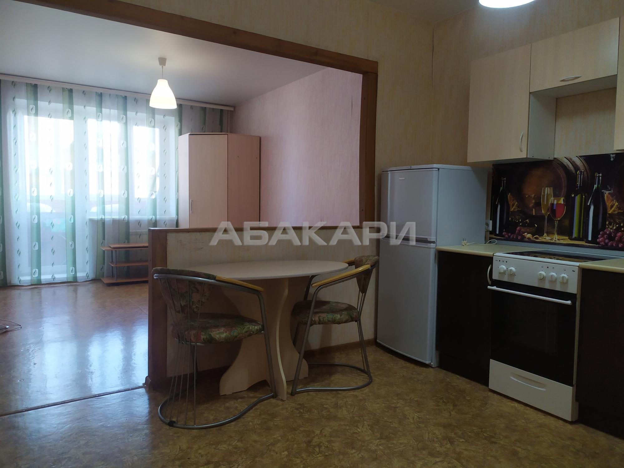 1к квартира улица Елены Стасовой, 40К | 16999 | аренда в Красноярске фото 7