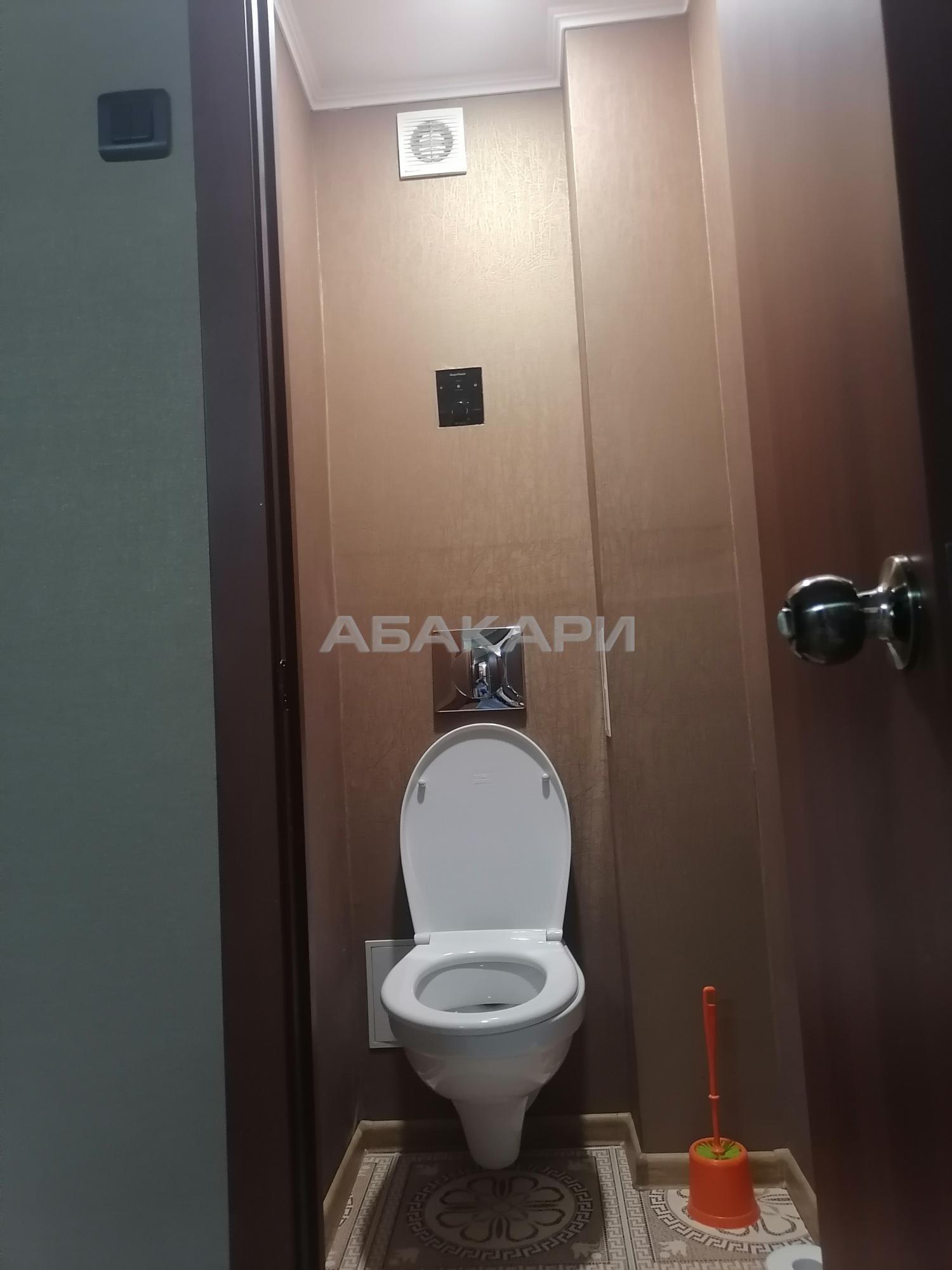 1к квартира Абытаевская улица, 8   17000   аренда в Красноярске фото 6