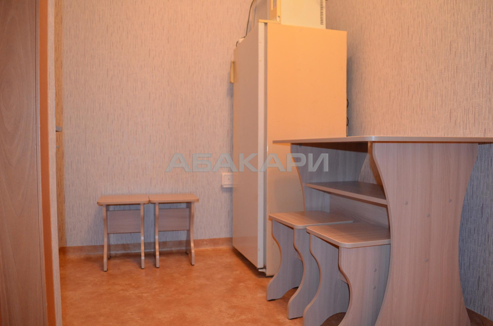 1к квартира улица Карамзина, 8   11500   аренда в Красноярске фото 3