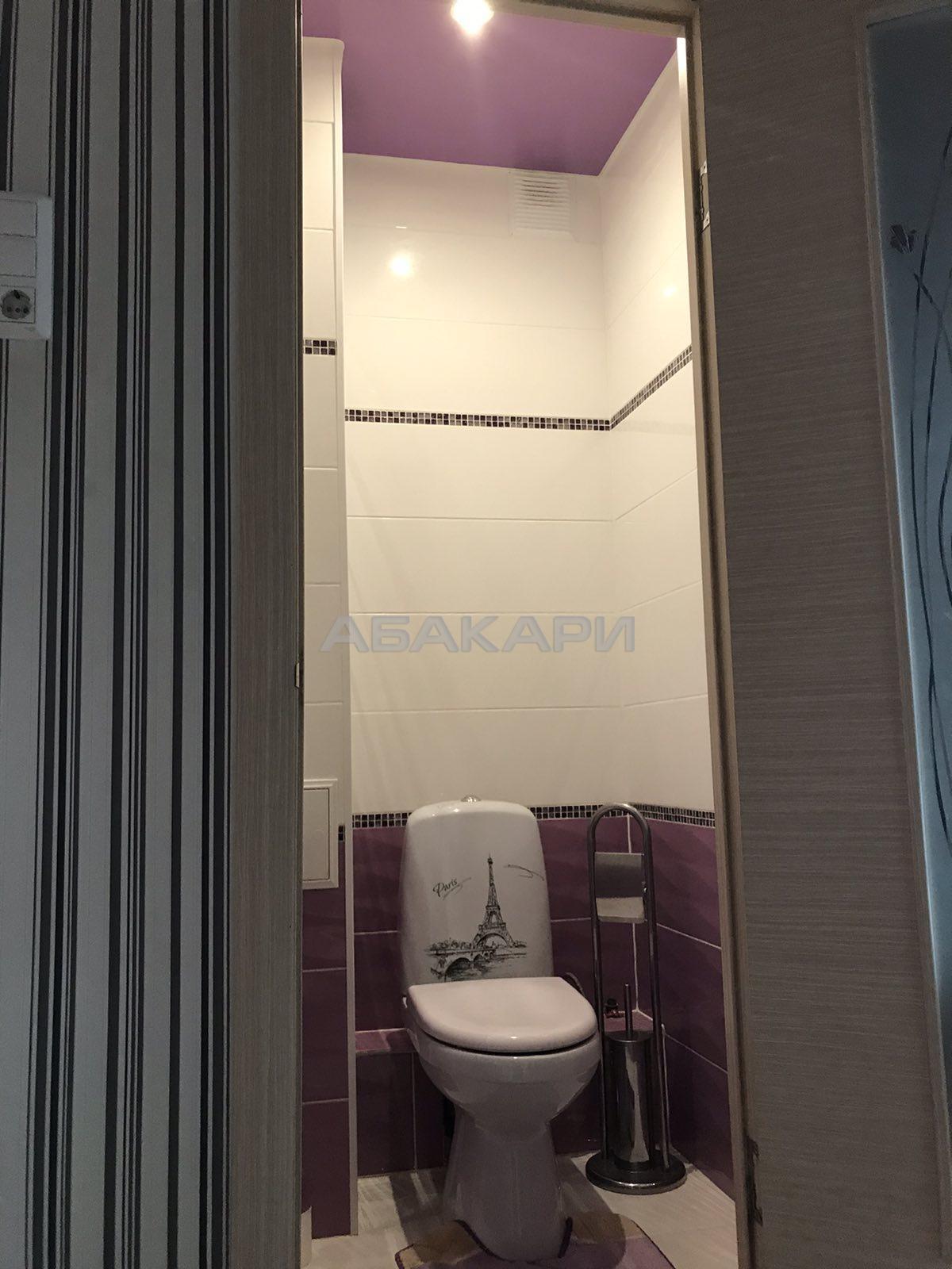 2к квартира Ярыгинская набережная, 35 | 23000 | аренда в Красноярске фото 9