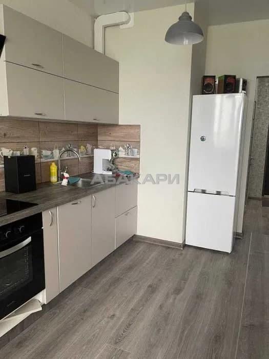 1к квартира улица Ладо Кецховели, 57   12500   аренда в Красноярске фото 3