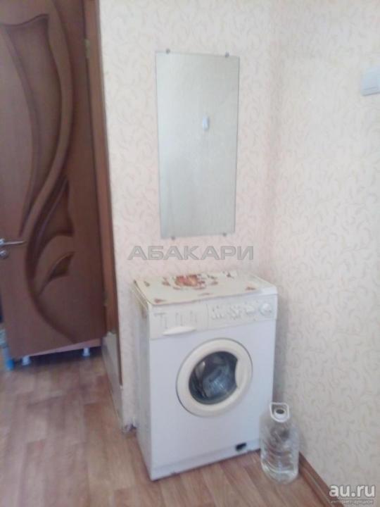 1к квартира Джамбульская улица, 2 1/5 - 18кв   9000   аренда в Красноярске фото 5