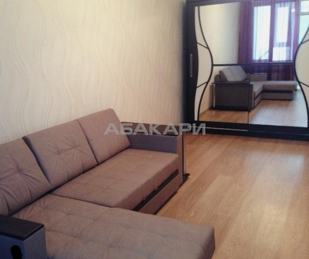 1к квартира улица Корнеева, 48   11000   аренда в Красноярске фото 1