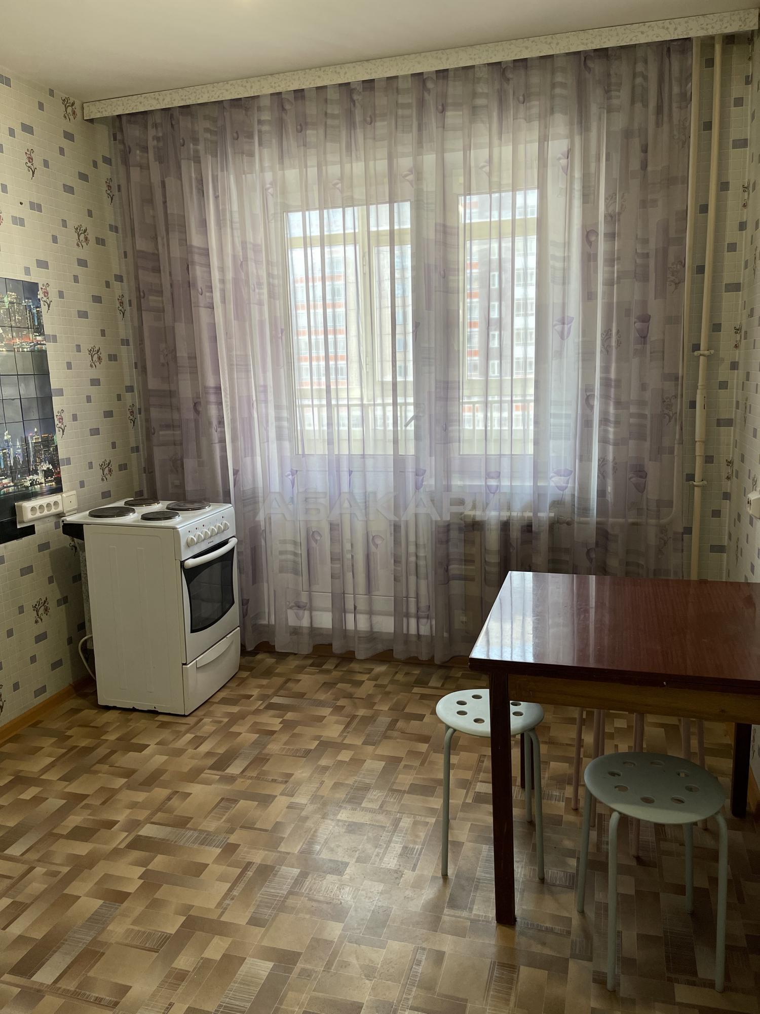 1к квартира улица Дмитрия Мартынова, 18   14000   аренда в Красноярске фото 2
