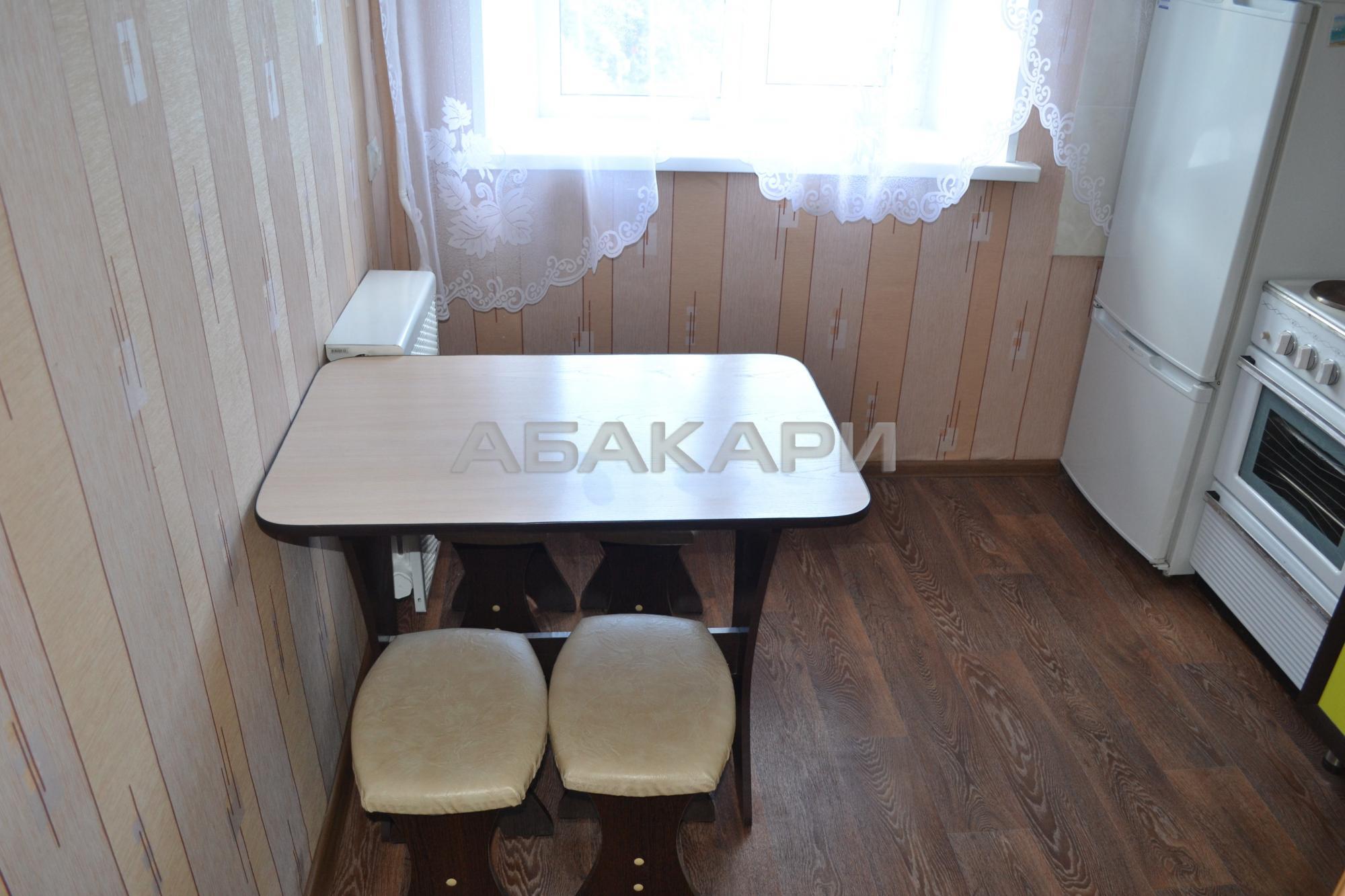 1к квартира улица Парижской Коммуны, 5 | 18000 | аренда в Красноярске фото 4