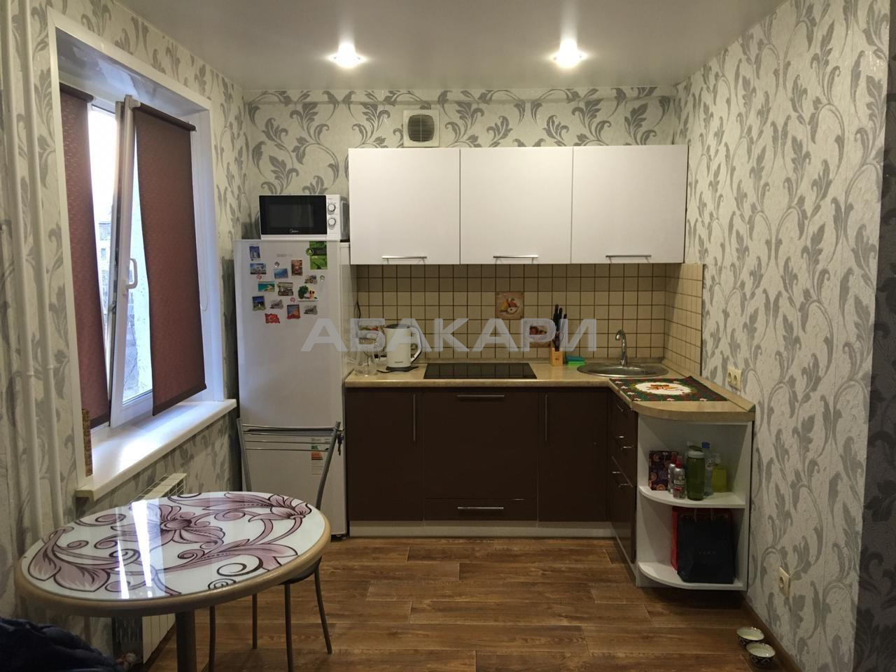 2к квартира улица Кутузова, 76   18000   аренда в Красноярске фото 1