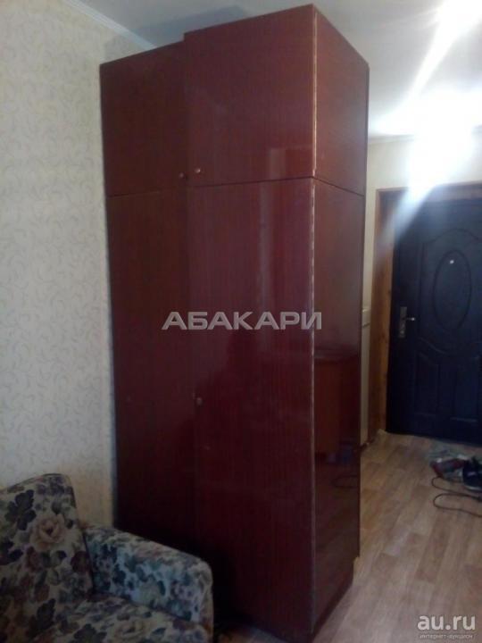 1к квартира Джамбульская улица, 2 1/5 - 18кв   9000   аренда в Красноярске фото 3