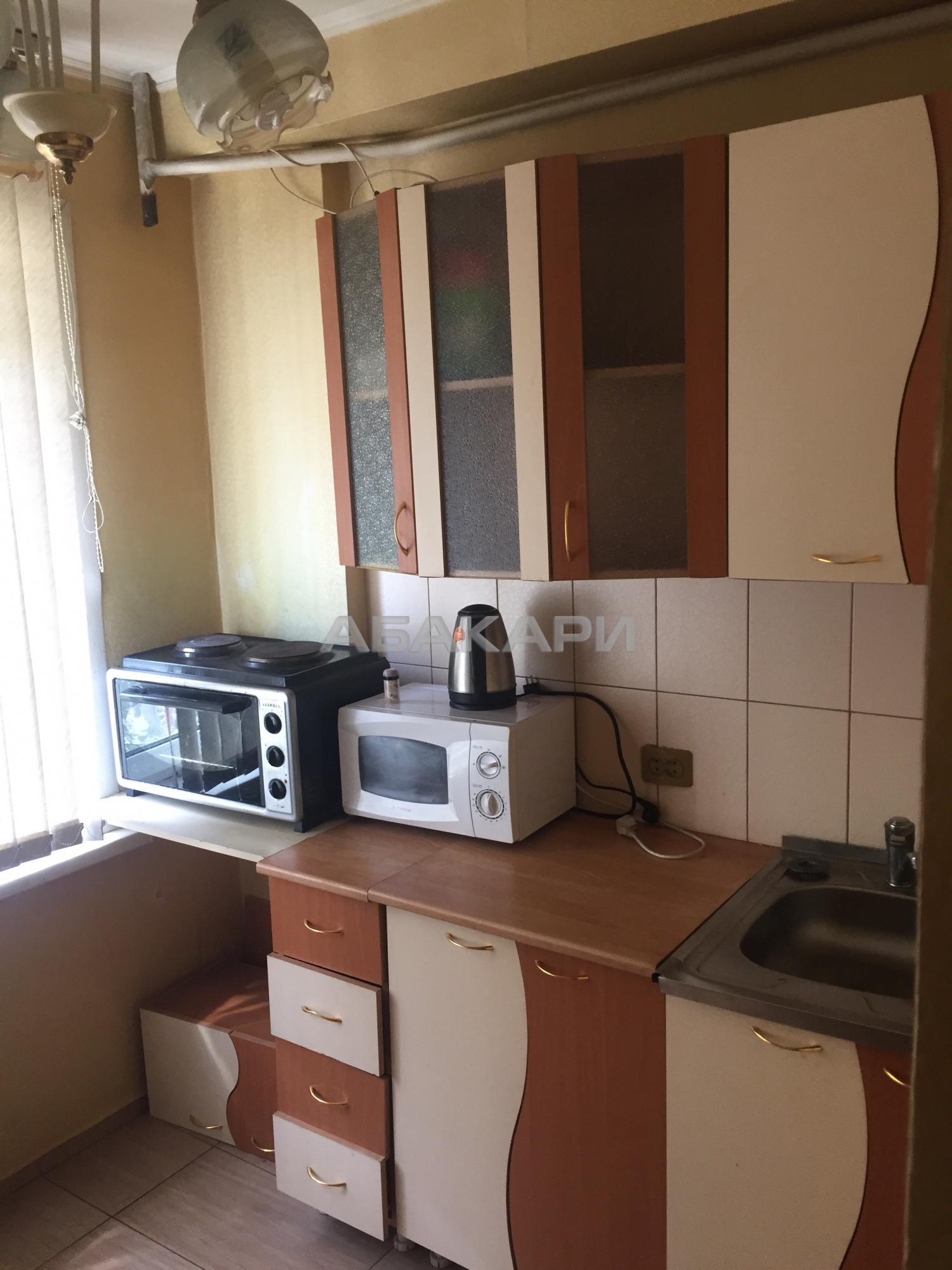 1к квартира улица Железнодорожников, 10 1/9 - 28кв | 16500 | аренда в Красноярске фото 8