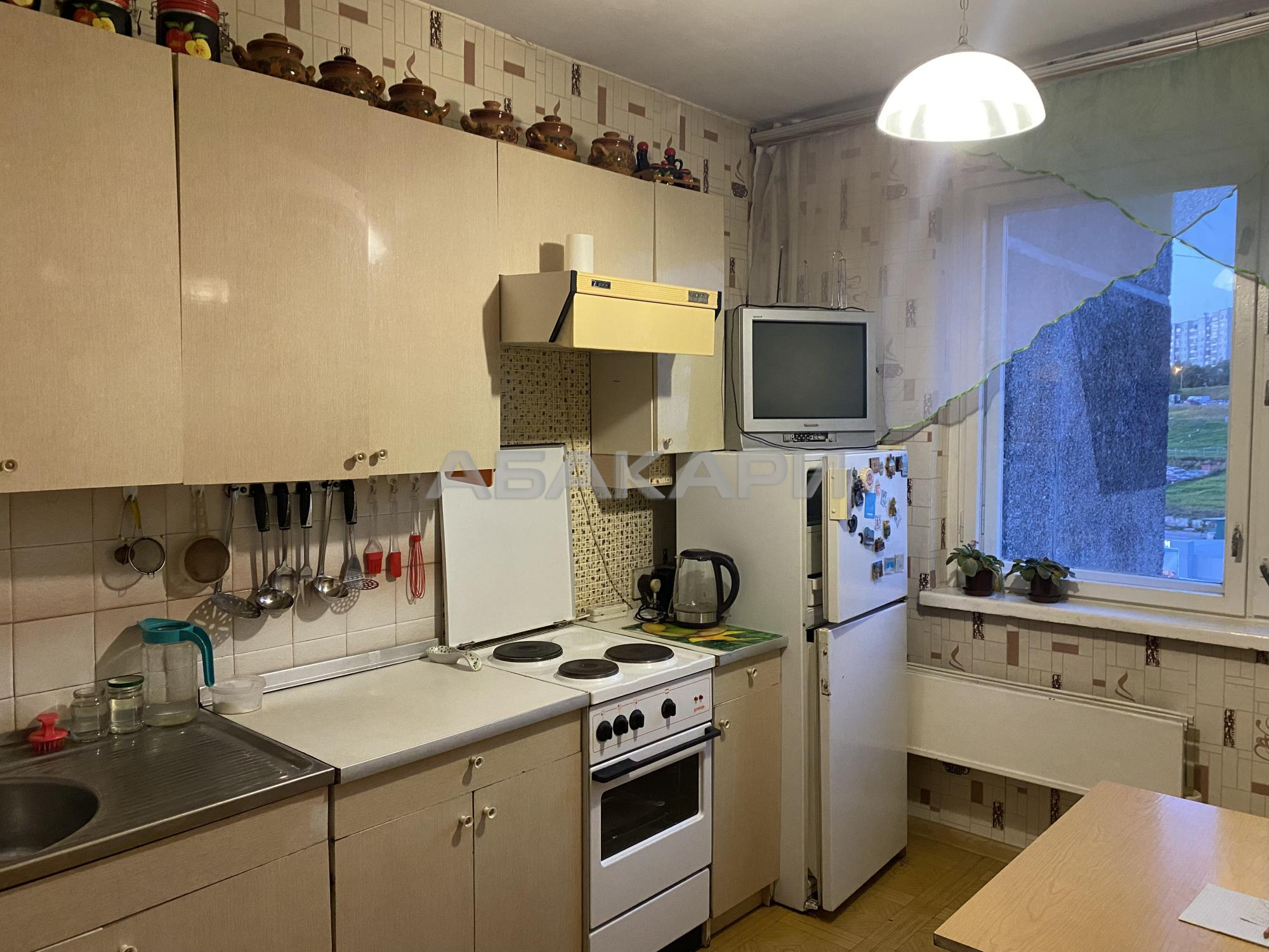2к квартира улица Славы, 1 | 17000 | аренда в Красноярске фото 0