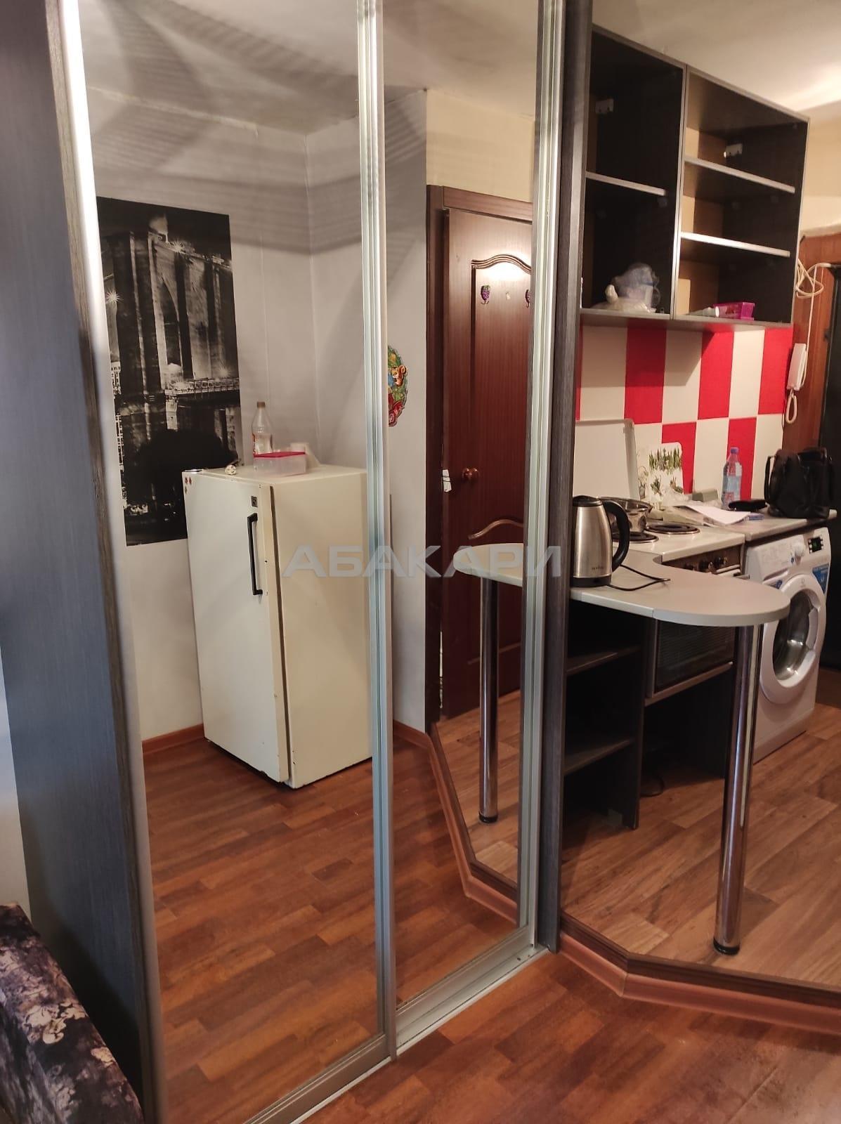 1к квартира улица Толстого, 47 3/5 - 18кв   10000   аренда в Красноярске фото 0