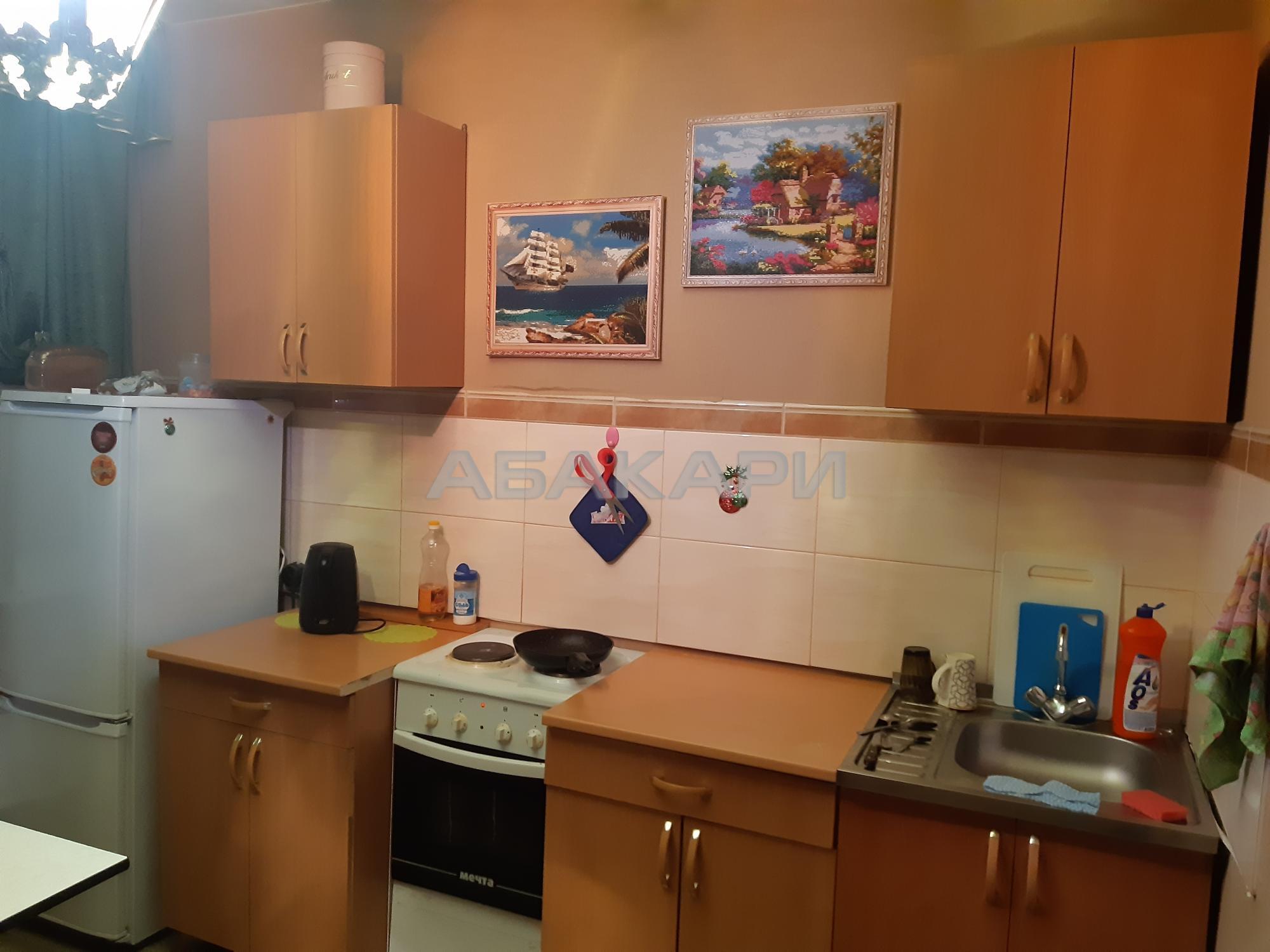 1к квартира улица Ястынская, 7 | 14500 | аренда в Красноярске фото 1