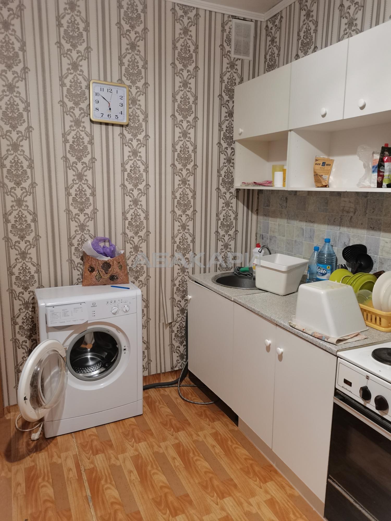 1к квартира Ястынская улица, 18   15000   аренда в Красноярске фото 6