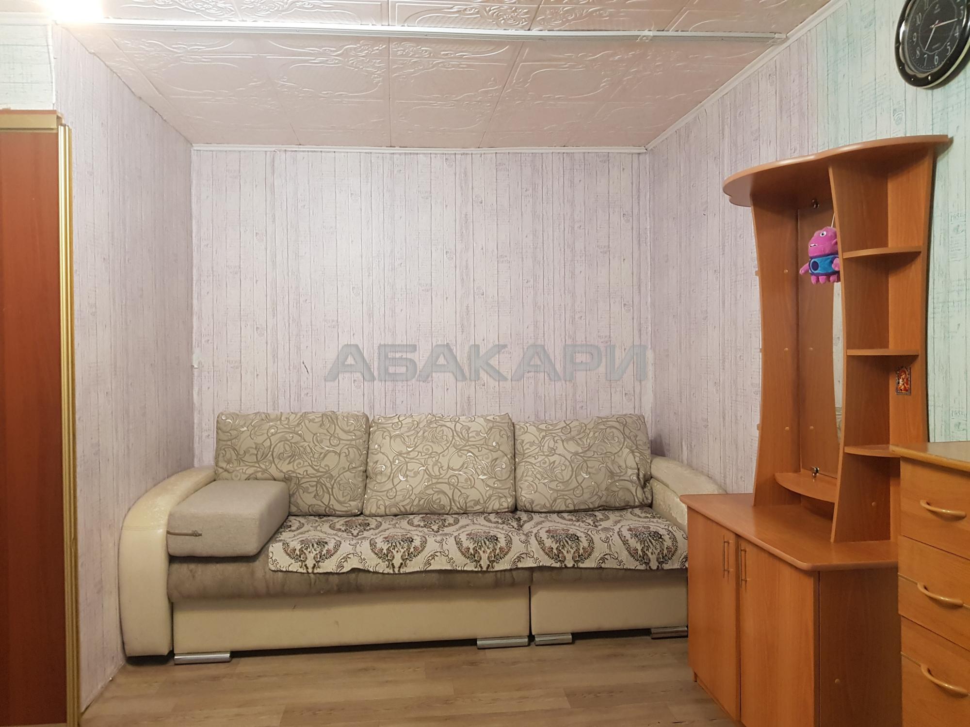 1к квартира улица Борисевича, д. 6 | 13500 | аренда в Красноярске фото 1