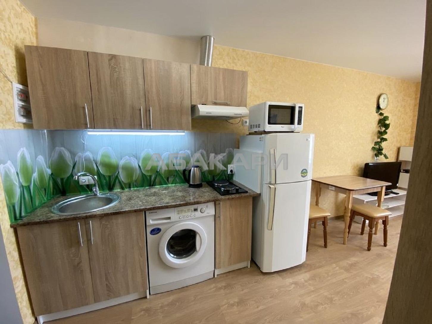 студия улица Александра Матросова, 14   10500   аренда в Красноярске фото 3