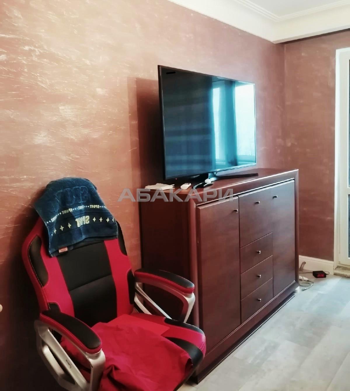 1к квартира улица Молокова, 66 | 12000 | аренда в Красноярске фото 0