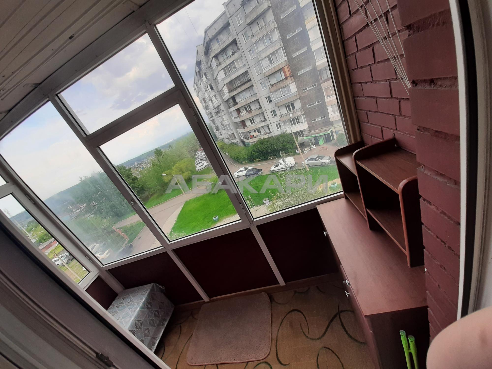 1к квартира улица Петрушина, 12 4/10 - 35кв | 15000 | аренда в Красноярске фото 8