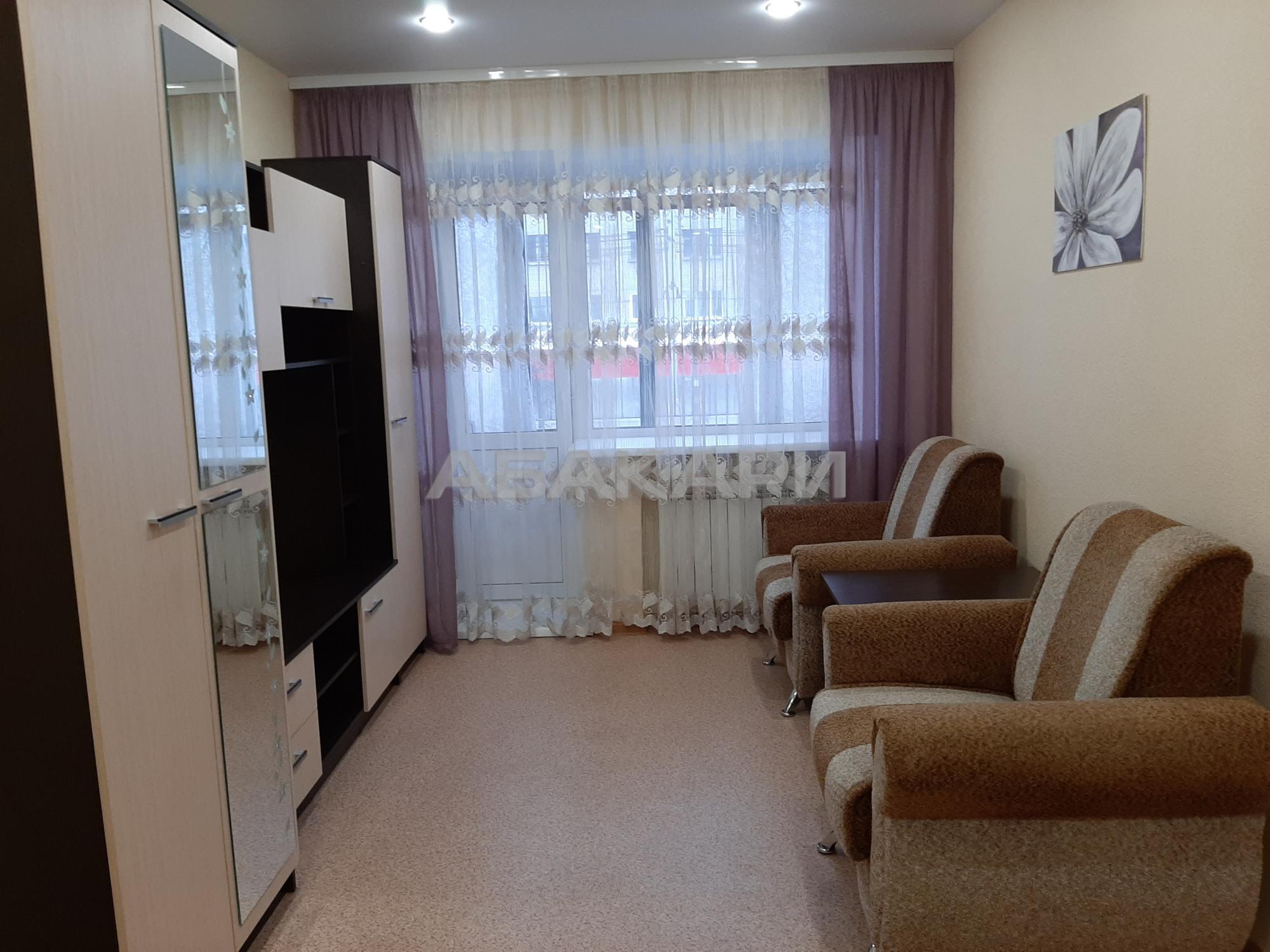 1к квартира городской округ улица Карла Маркса, 92   18000   аренда в Красноярске фото 6