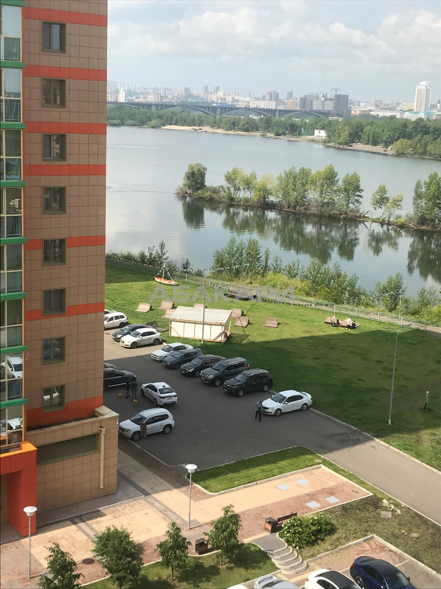 1к квартира Парусная улица, 5 8/9 - 38кв | 30000 | аренда в Красноярске фото 0