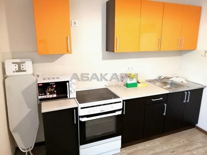 1к квартира улица Александра Матросова, 16   13000   аренда в Красноярске фото 2