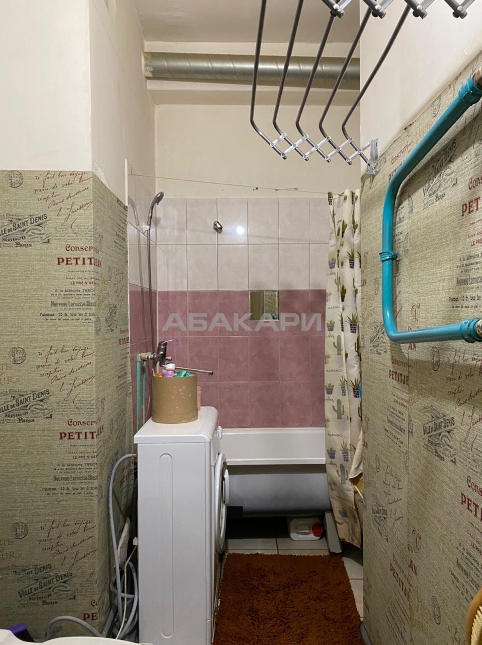 1к квартира улица Вильского, 16 6/10 - 30кв | 12000 | аренда в Красноярске фото 5