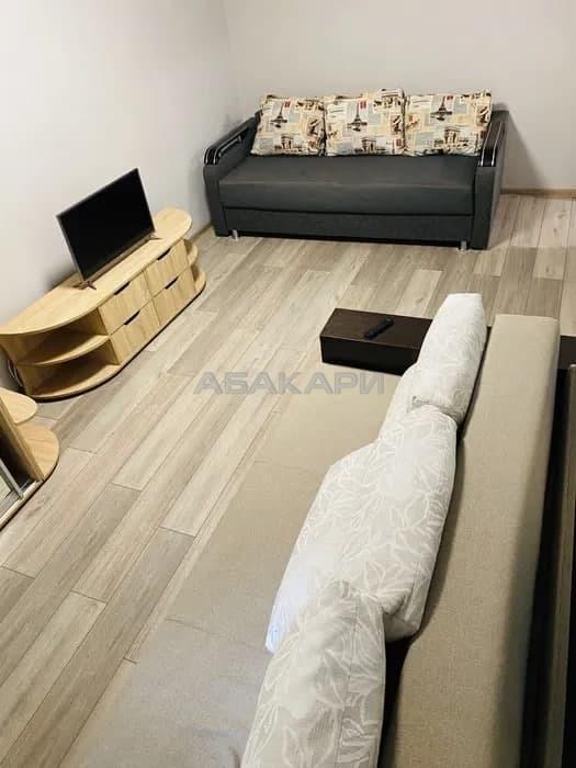 1к квартира улица Белинского, 1 | 13000 | аренда в Красноярске фото 0