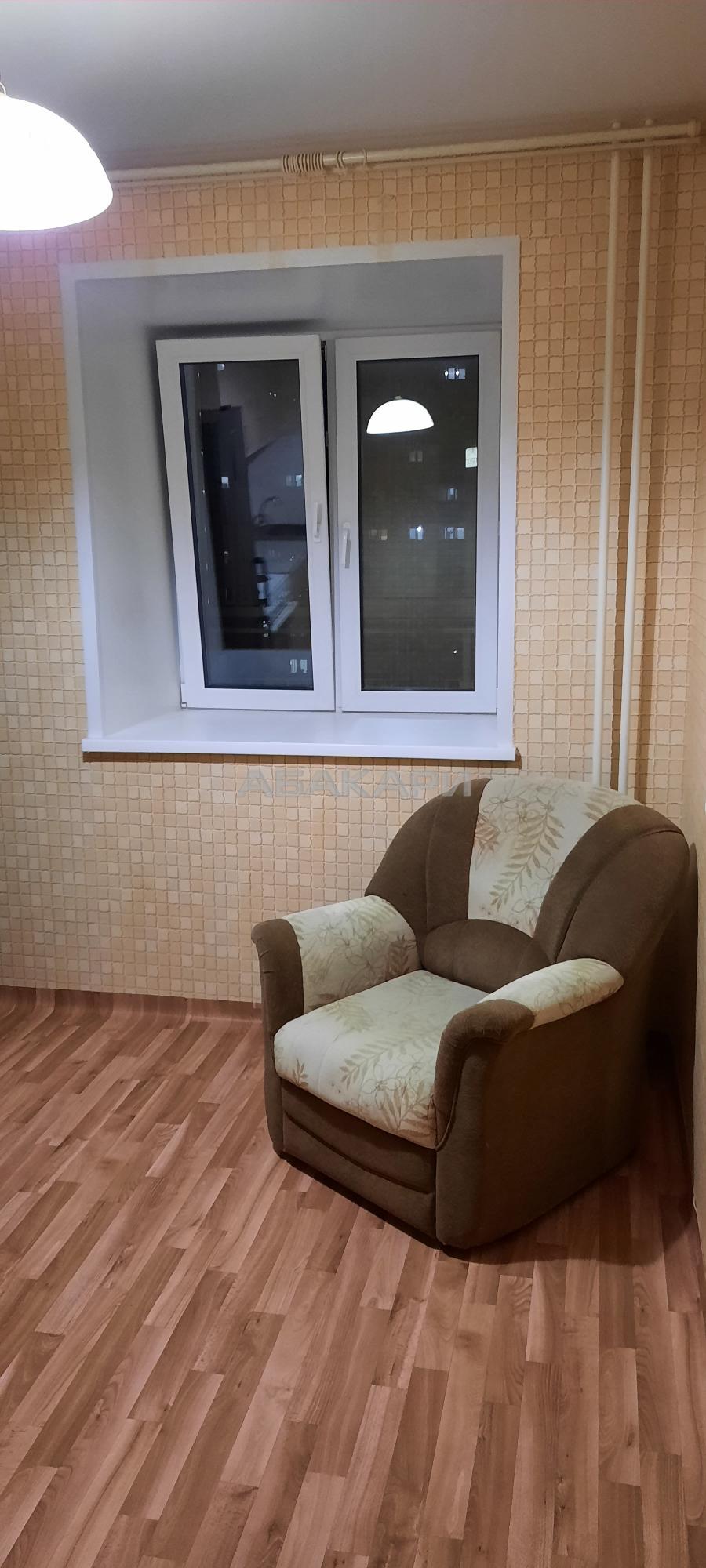 1к квартира улица Норильская, 16Ж 9/12 - 40кв   15000   аренда в Красноярске фото 6