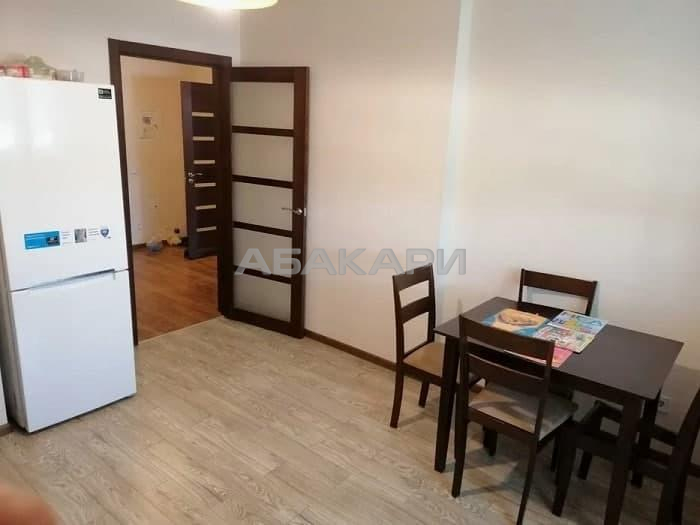 1к квартира улица Александра Матросова, 16   13000   аренда в Красноярске фото 3