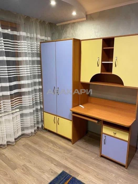 3к квартира улица Алексеева, 34 12/19 - 73кв | 18000 | аренда в Красноярске фото 3