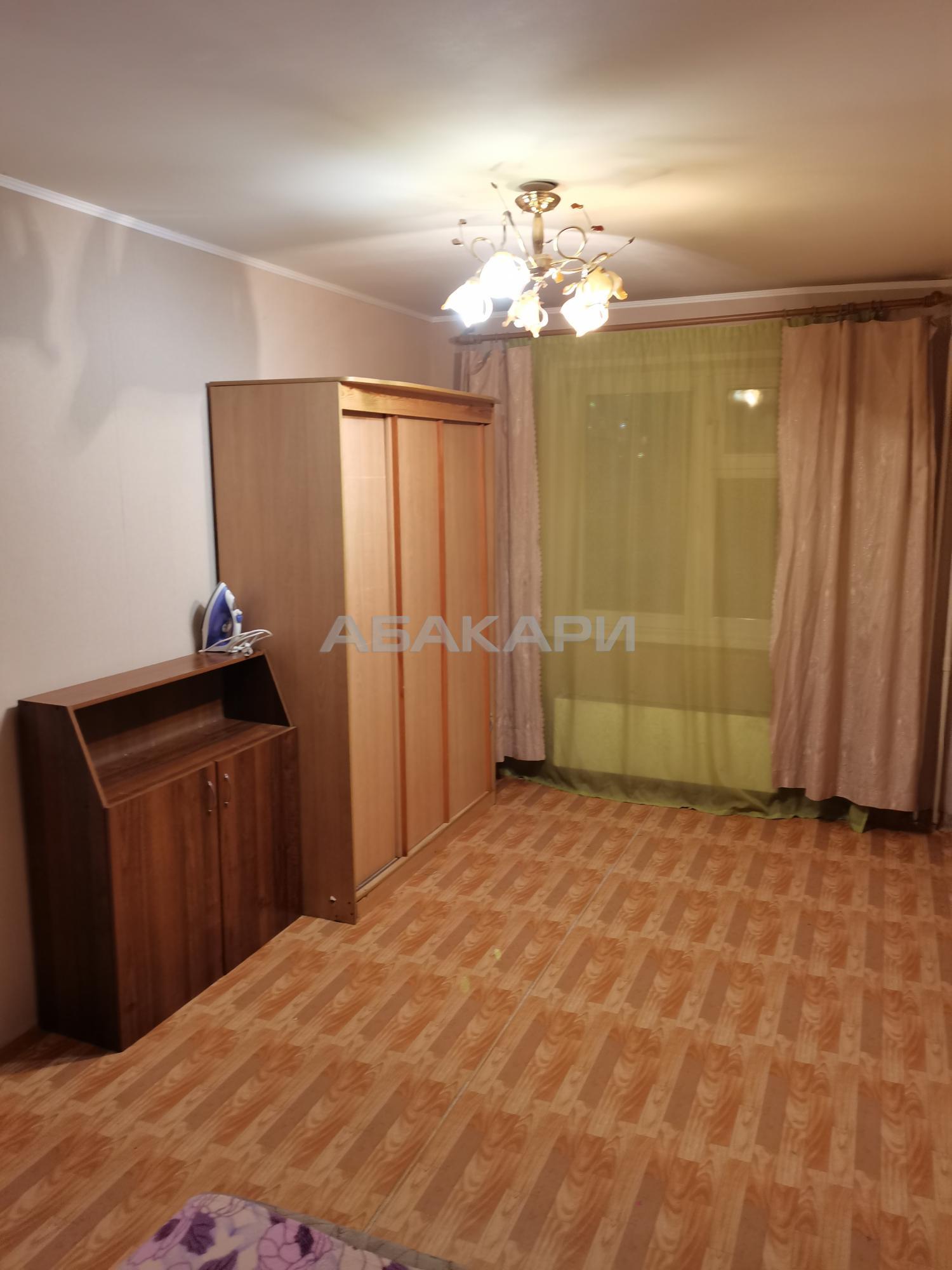 1к квартира Ястынская улица, 18   15000   аренда в Красноярске фото 0