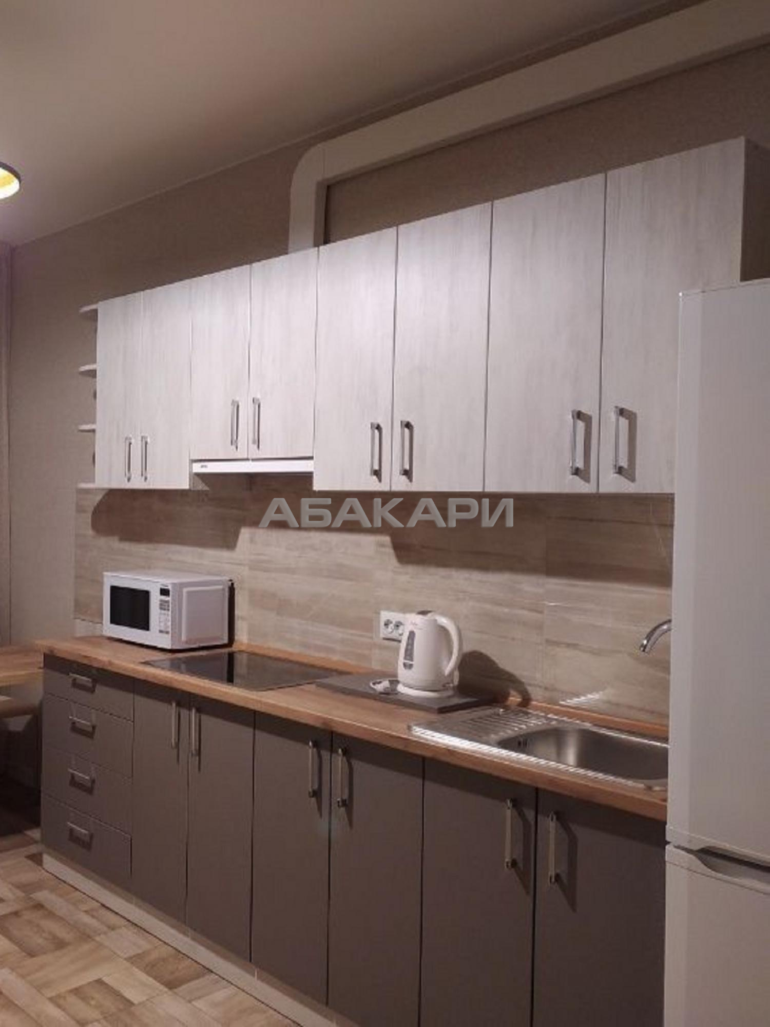 1к квартира улица Чернышевского, 118   15500   аренда в Красноярске фото 6
