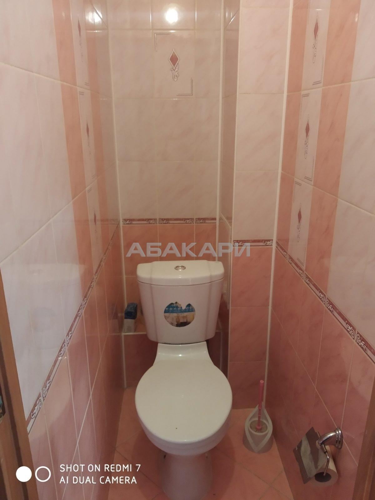 1к квартира улица Юшкова, 8В   14000   аренда в Красноярске фото 4