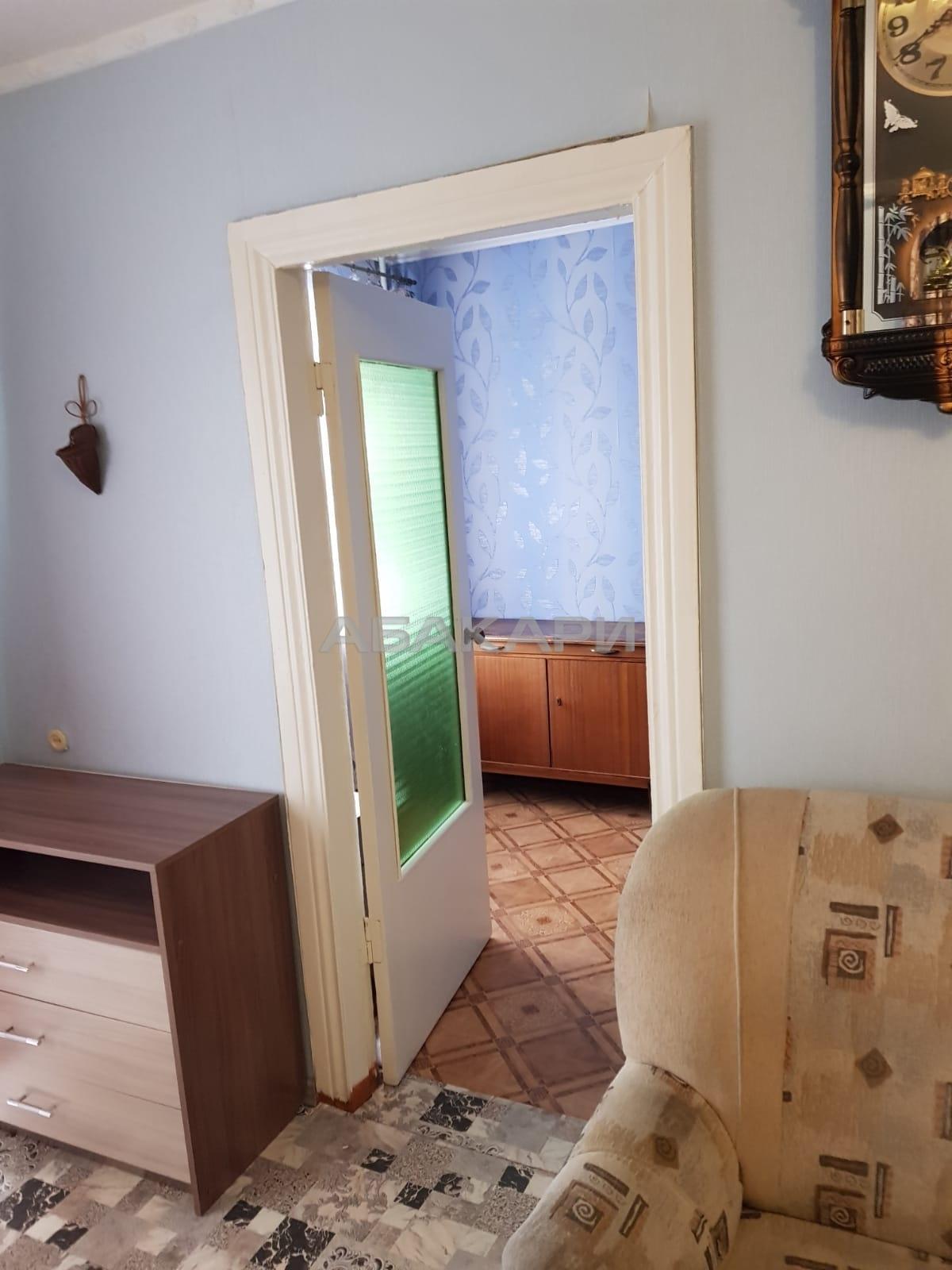 2к квартира Красномосковская улица, 42   17000   аренда в Красноярске фото 1