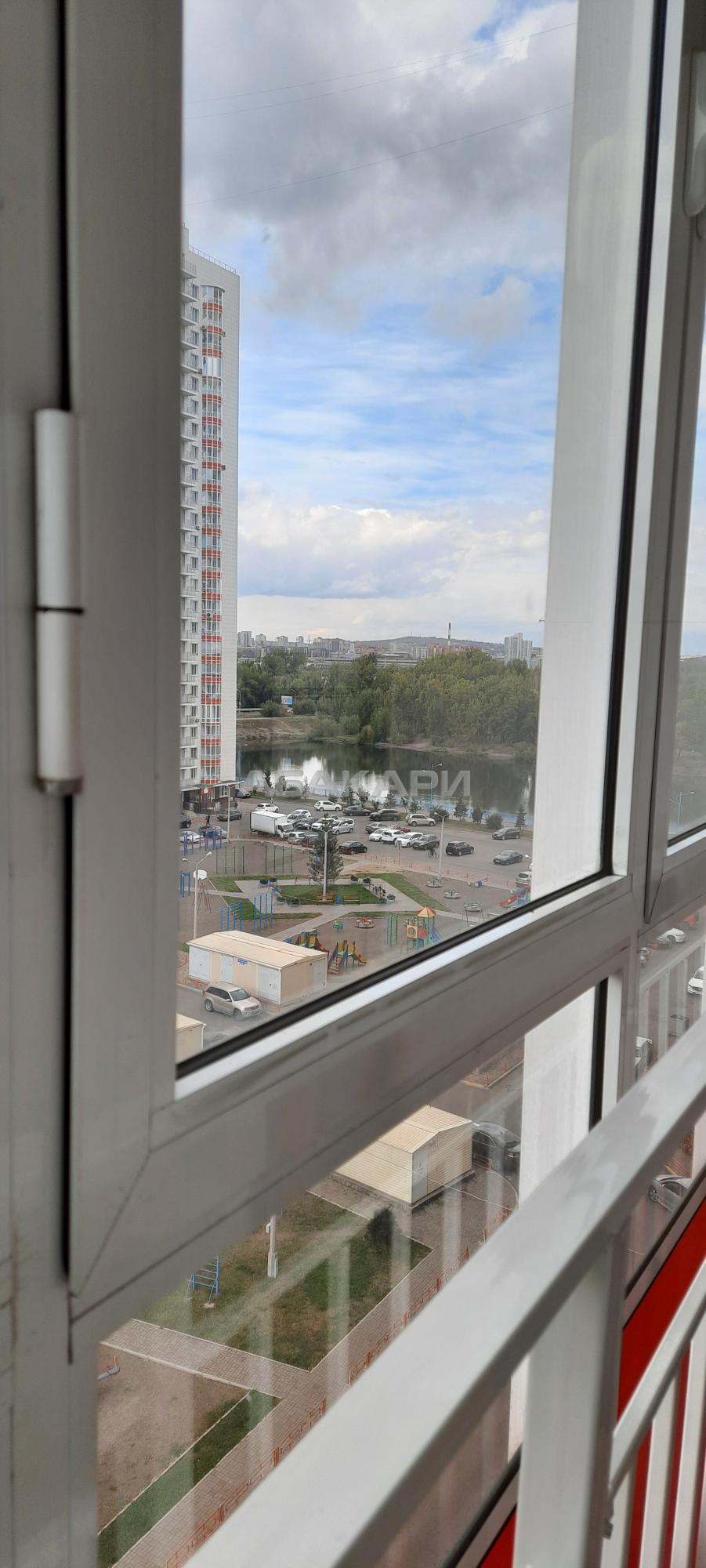 1к квартира улица Карамзина, 14 | 11000 | аренда в Красноярске фото 5