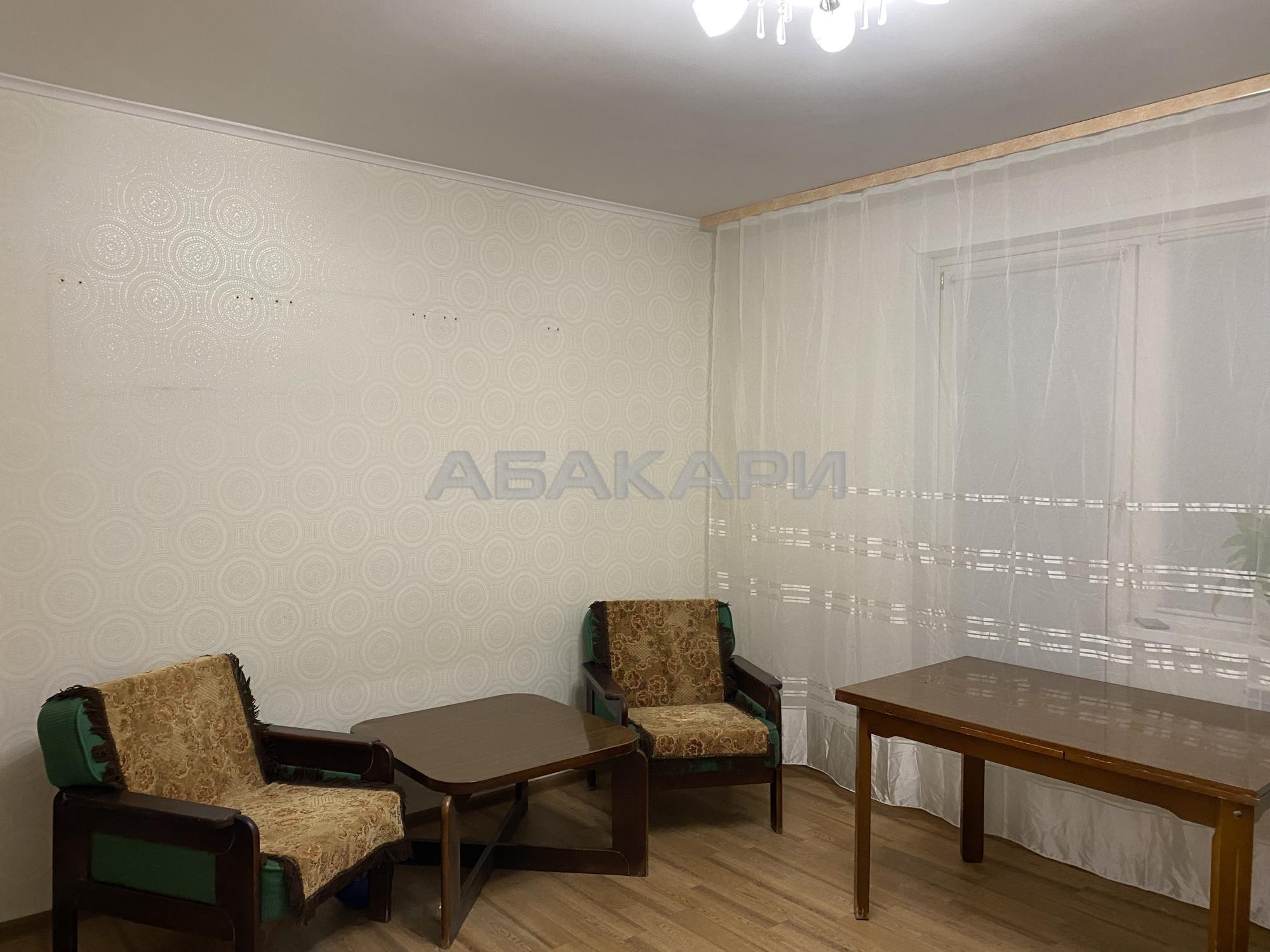 2к квартира улица Устиновича, 34А 9/10 - 54кв | 20000 | аренда в Красноярске фото 0
