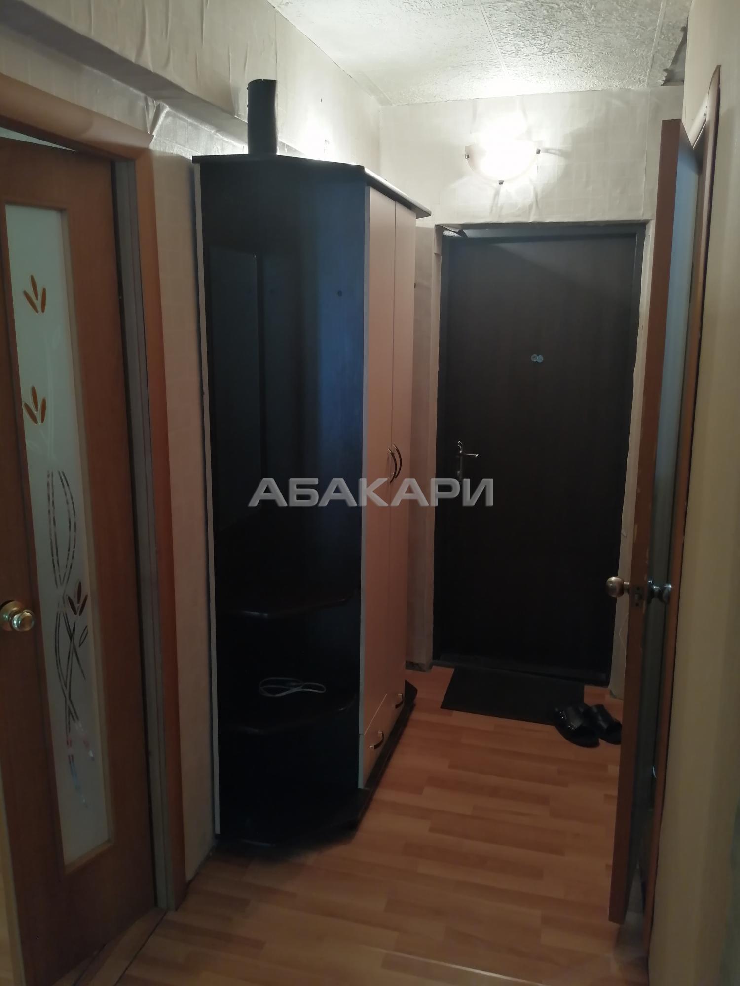 1к квартира улица Корнеева, 48 | 15000 | аренда в Красноярске фото 12