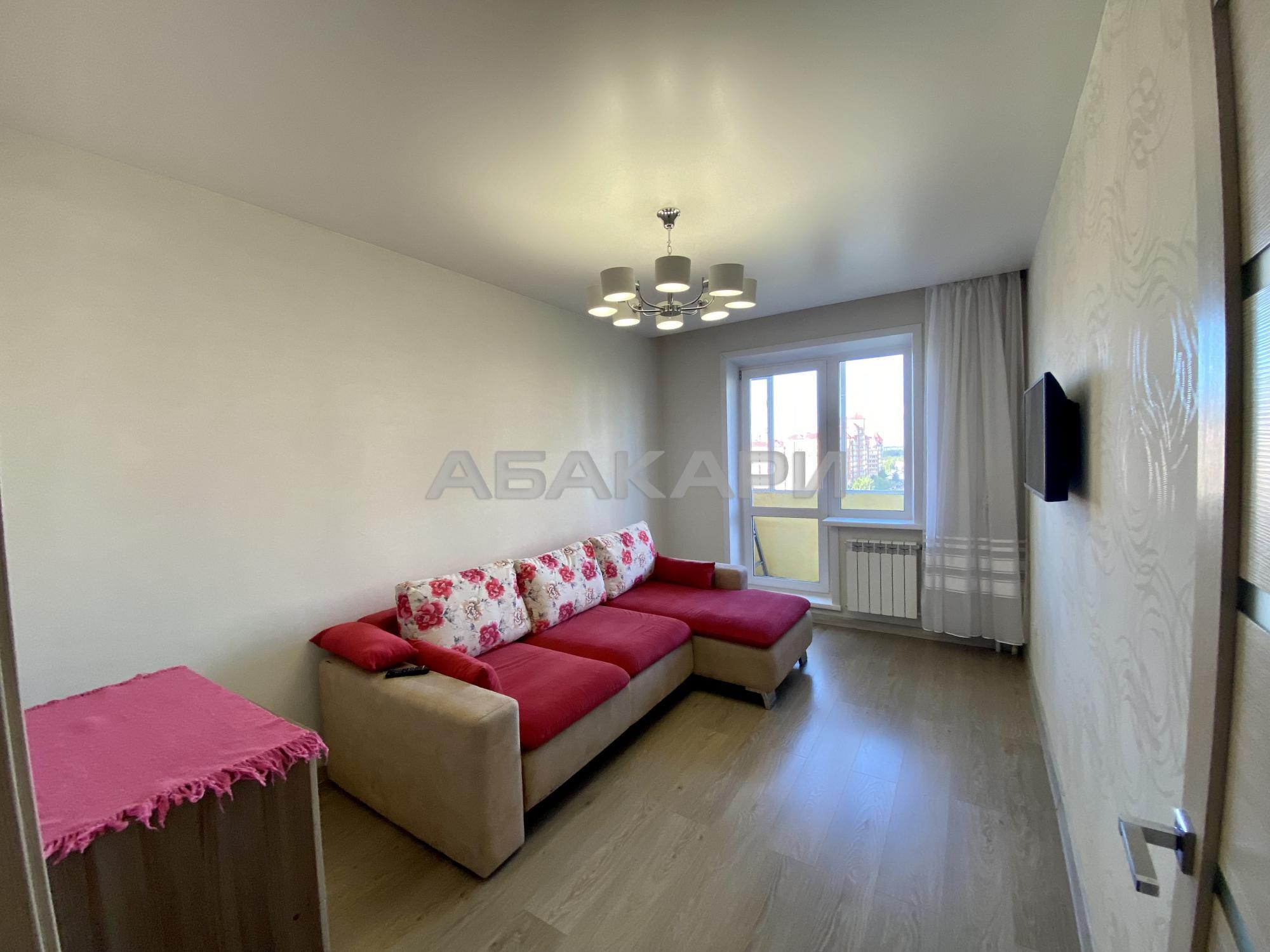 1к квартира улица Весны | 24000 | аренда в Красноярске фото 1