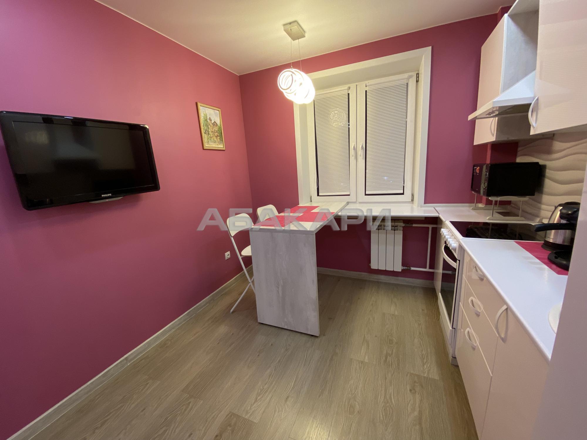 1к квартира улица Весны | 24000 | аренда в Красноярске фото 7