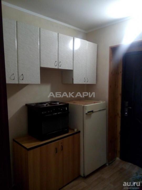 1к квартира Джамбульская улица, 2 1/5 - 18кв   9000   аренда в Красноярске фото 0