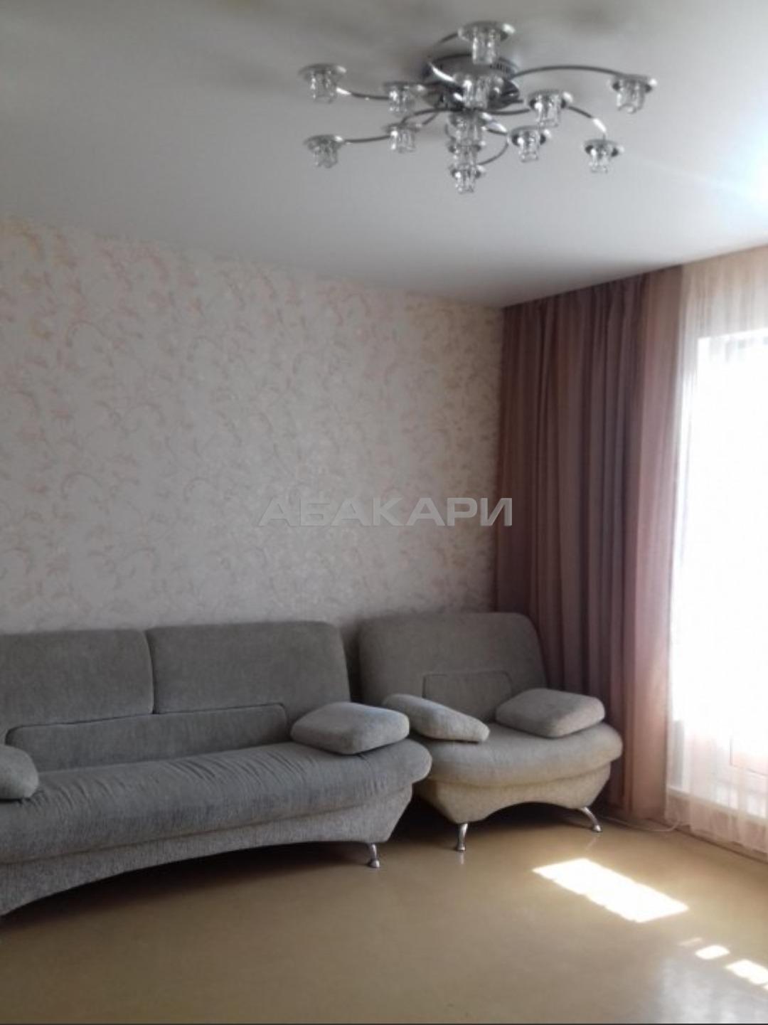 1к квартира улица Тельмана, 30А | 16000 | аренда в Красноярске фото 2