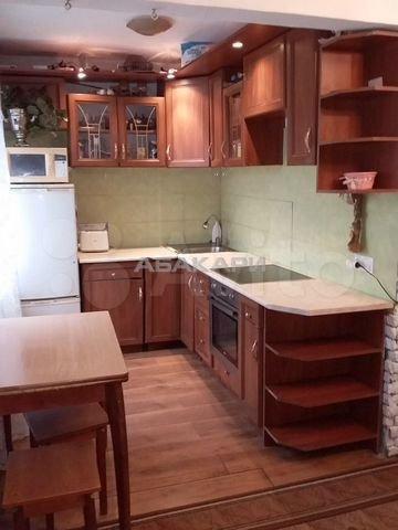 3к квартира Волгоградская улица, 33   25000   аренда в Красноярске фото 9