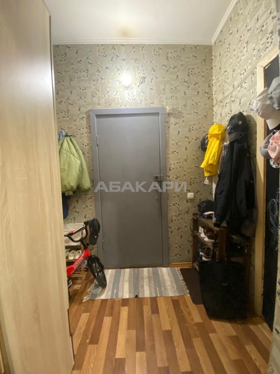 1к квартира улица Вильского, 16 6/10 - 30кв | 12000 | аренда в Красноярске фото 6