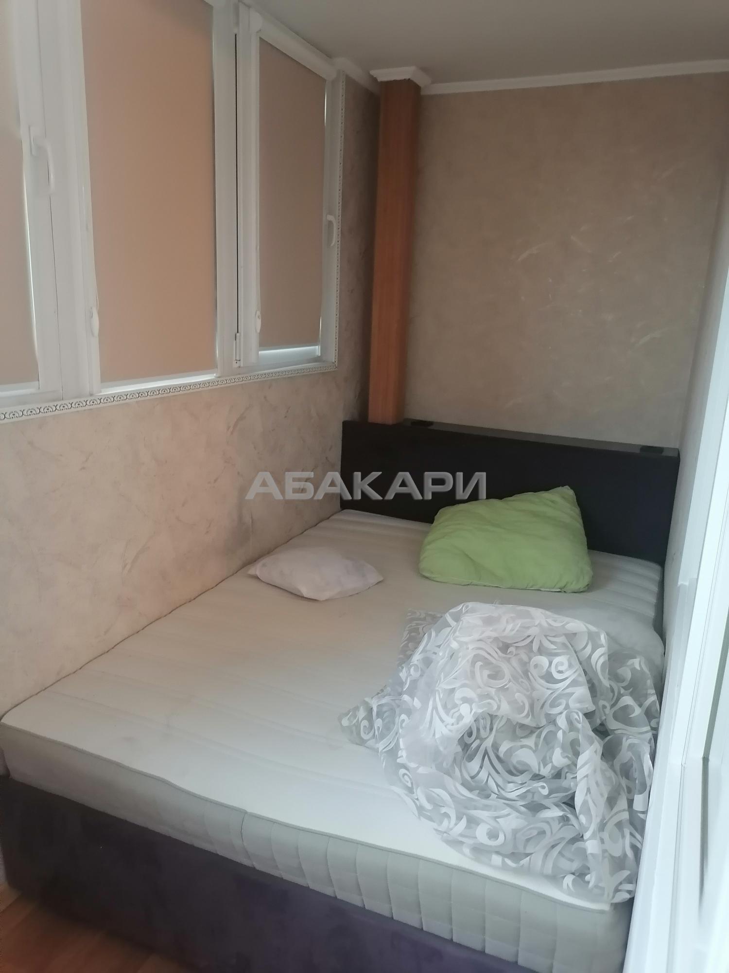 1к квартира Абытаевская улица, 8   17000   аренда в Красноярске фото 2