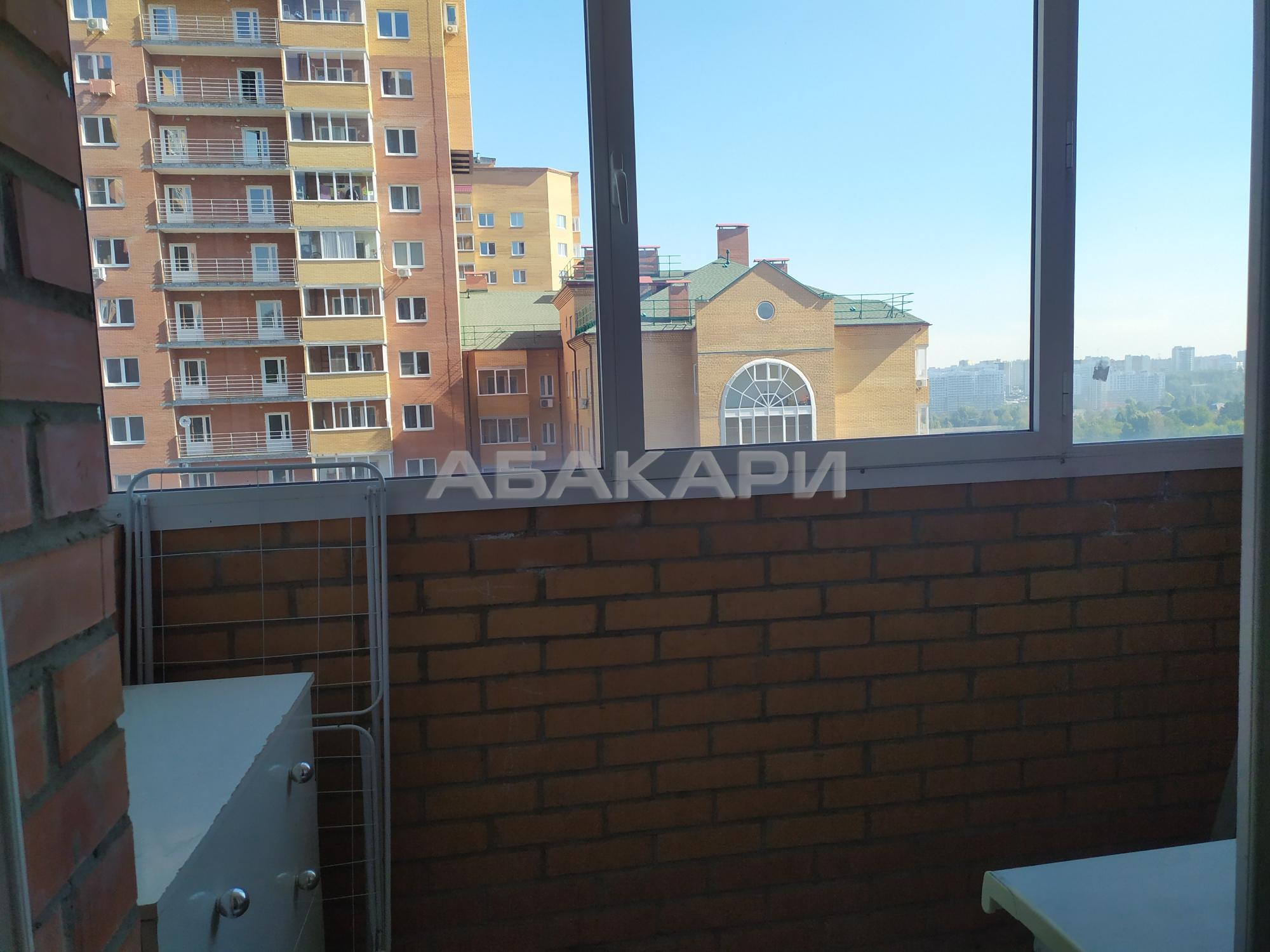 1к квартира улица Елены Стасовой, 40К | 16999 | аренда в Красноярске фото 4