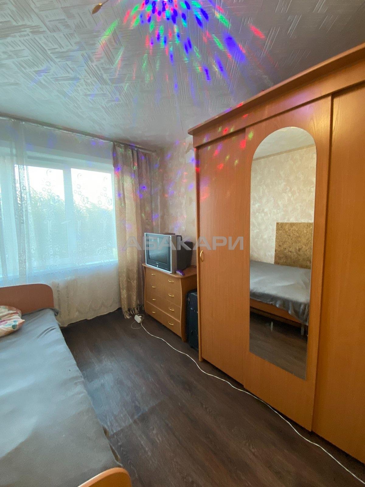 1к квартира улица Воронова | 10000 | аренда в Красноярске фото 1